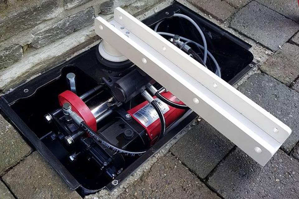 Automatisatie - Ondergrondse Motor S800 Faac - AG Design