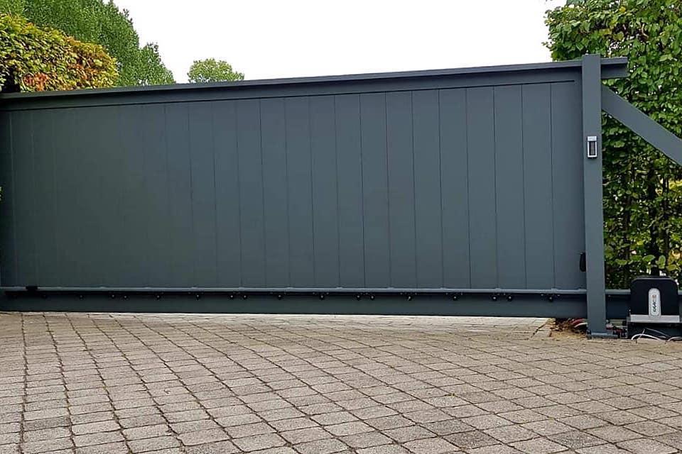 Automatisatie - Schuifpoorten - AG Design -5