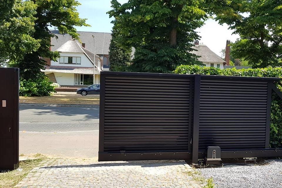 Automatisatie - Schuifpoorten - AG Design -6