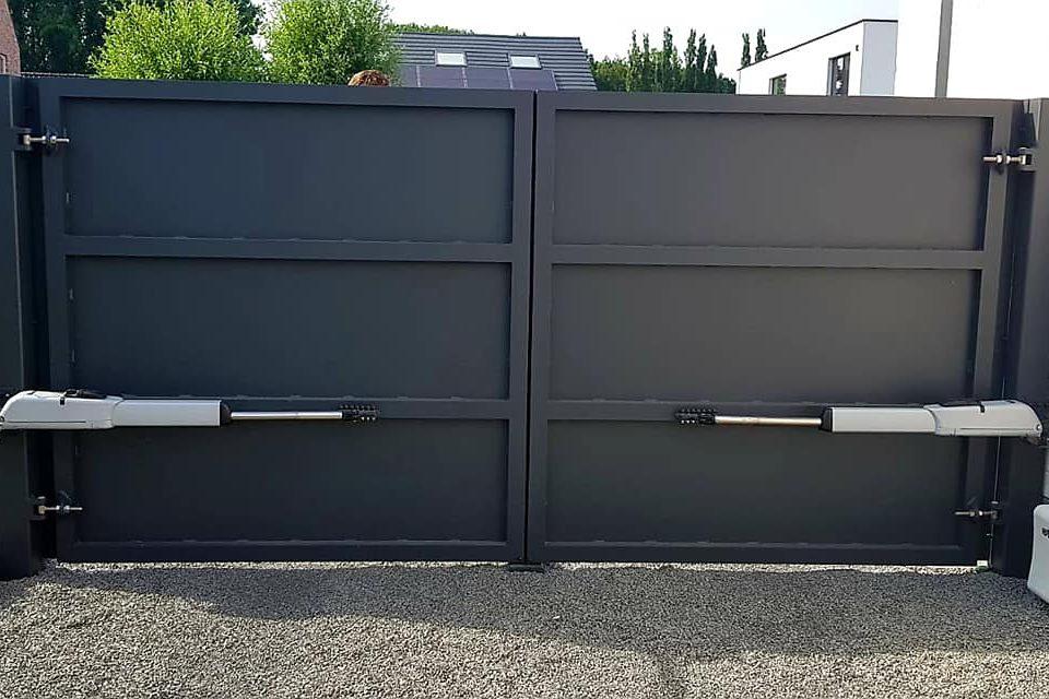 Basento binnenkader - automatisatie 415