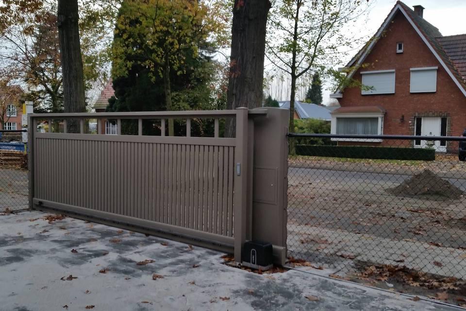 Brievenbusconsole - Fiana zonder kruisjes buitenzijde - AG Design