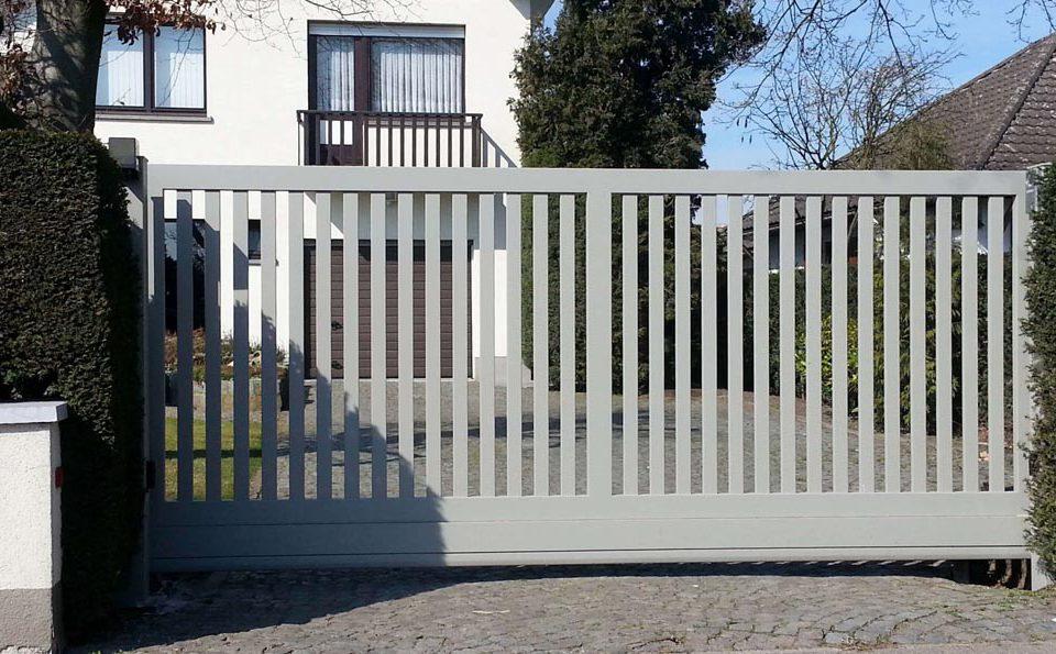 Industriële Poort - Schuifpoort-Industrie-automatisatie-AG Design