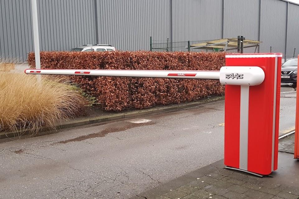 Slagbomen - AG Design