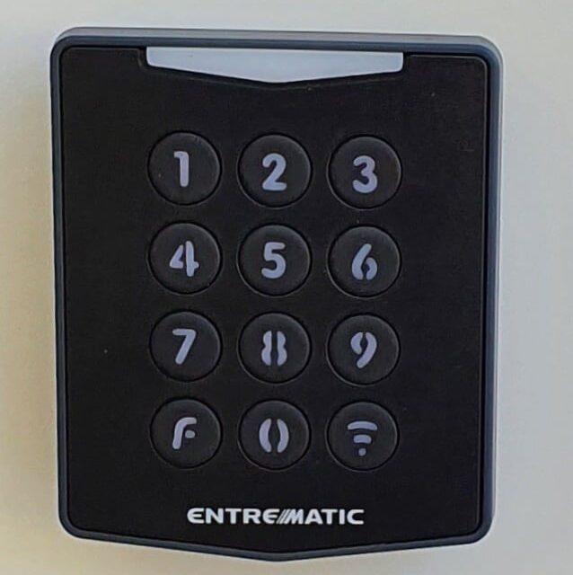 Codeklavier Entrematic